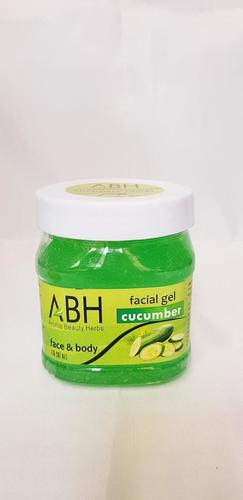 Cucumber Facial Gel