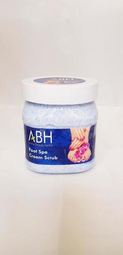 Foot SPA Cream Scrub