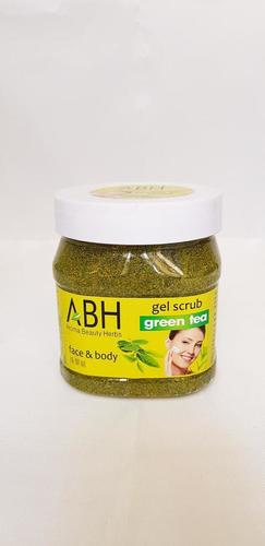 Green Tea Gel Scrub