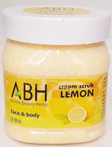 Lemon Facial Gel
