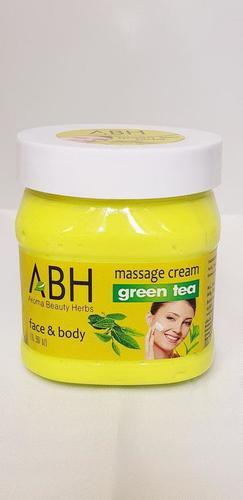 Green Tea Massage Cream