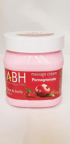Pomegranate Massage Cream