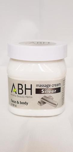 Silver Massage Cream