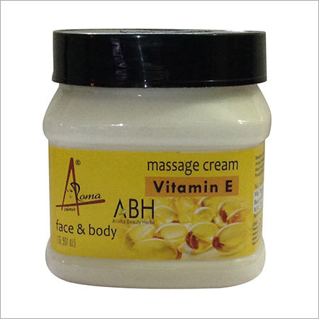 Vitamin E Massage Cream