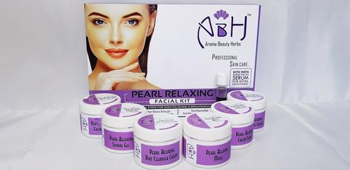 Pearl Relaxing Facial Kit
