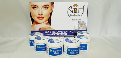 Rejuvenating Facial Kit