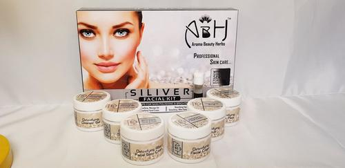 Silver Detoxifying Facial Kit