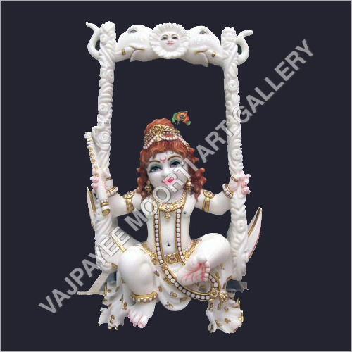 Child Krishna Statue