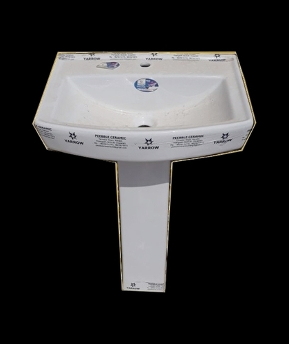 Designer Wash Besin With Pedestal