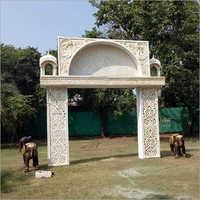 Fiber Wedding Gate
