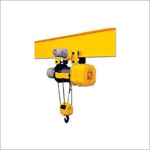 Rope Hoist Crane