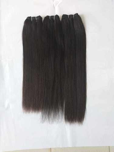 Processed Straight Human Hair