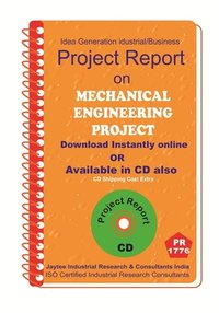 Mechanical Engineering Project Report eBook