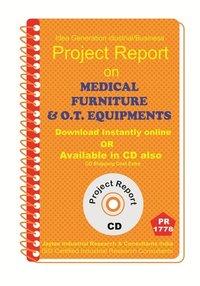 Medical Furniture and O.T Equipments establishment eBook