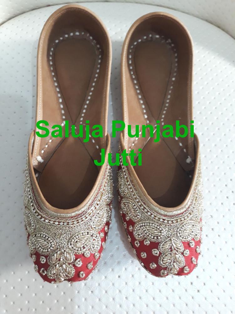 Women Punjabi Jutti