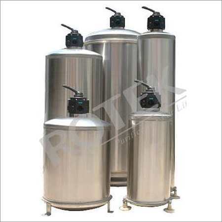 Stainless Steel Filter Tanks