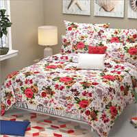 Printed Floral Bedsheets