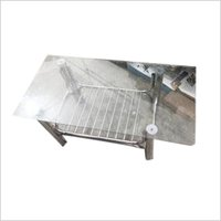 Steel Centre Table