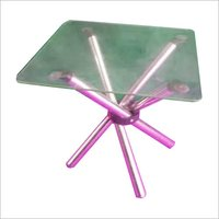 Cross Stand Centre Table