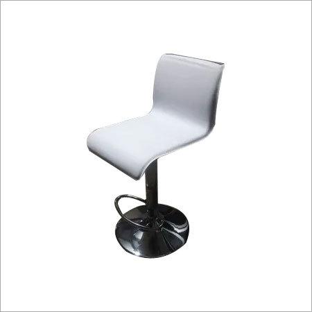 White Bar Stool Chair