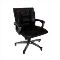 Black Revolving Chair