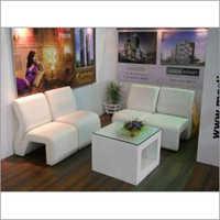 White Dorian Sofa