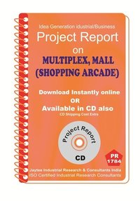 Multiplex ,Mall (Shopping Arcade) project Report eBook