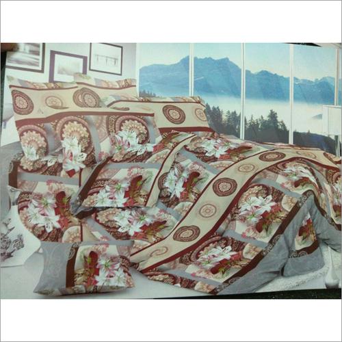 Floral Designer Bedsheet