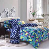 Leaf Print Bedsheets