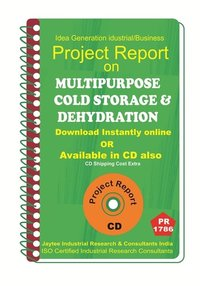 Multipurpose Cold Storage and Dehydration Part B eBook