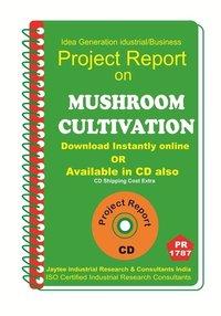 Mushroom Cultivation manufacturing eBooK