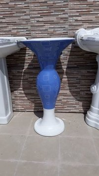 Luxury Wash Basin With Pedestal