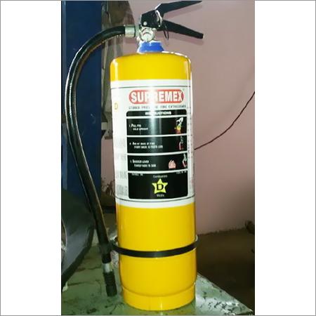 D Class Fires Metal Fire Extinguisher