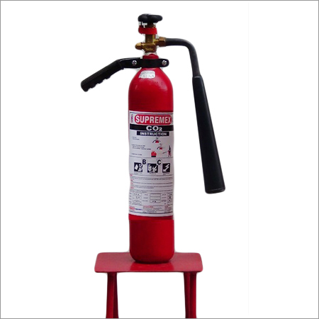 IRS Approved Co2 Fire Extinguisher