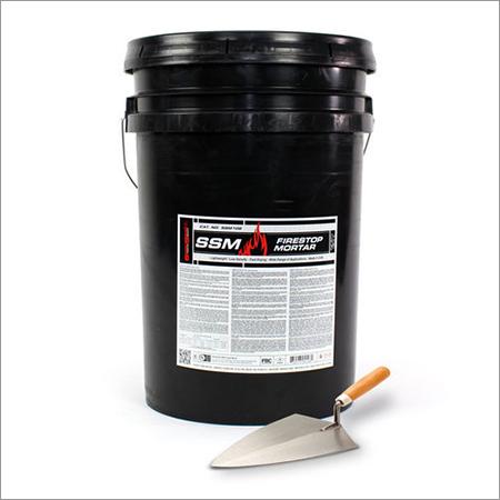 Firestop Mortar