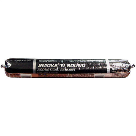 Smoke & Sound Acoustical Sealant