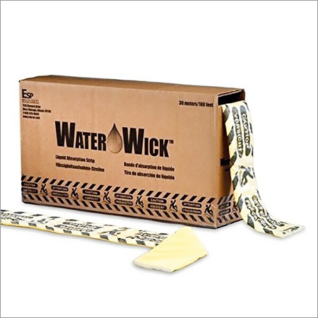 Water Wick Absorbent Strip