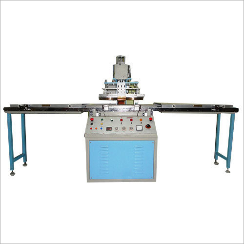 PVC Welding Shuttle Tray Machine