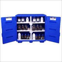 Polyethylene Corrosive Cabinets