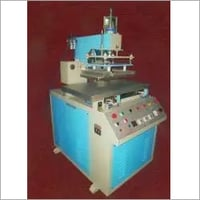 Pvc Rexine Embossing Machine