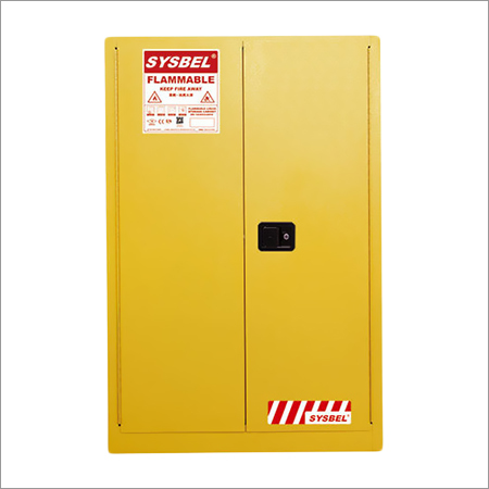 Flammable Material Storage Cabinets