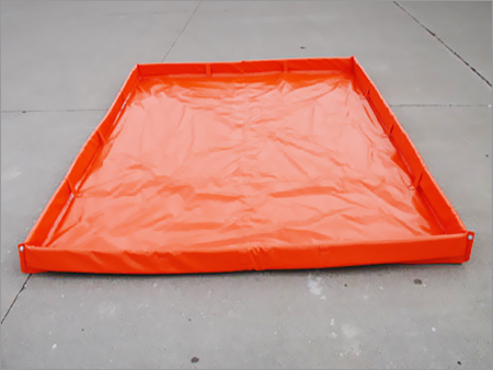 Portable Spill Containment Berm