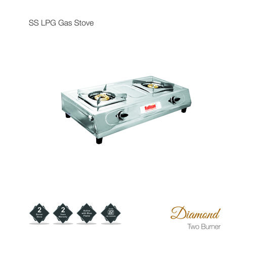 Steel LPG Gas Stove