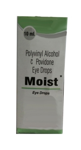 Polyvinyl Alcohol - Povidone Eye Drops