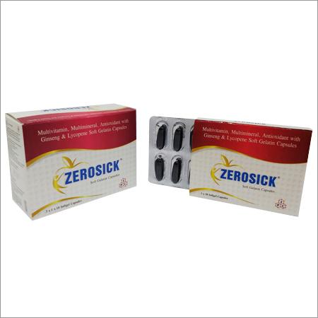 Zerosick Capsules