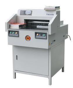 model 520V paper cutting machine