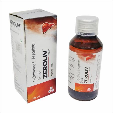 Zeroliv Syrup
