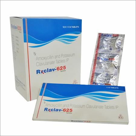 Rxclav-625 Tablets