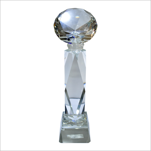 Customized Crystal Trophy
