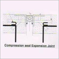 COMPRESSION SEAL EXPANSION JOINTS